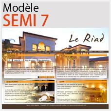 conception de votre site web pour chaine hoteliere de luxe semi mesure 7