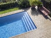 immobilier piscine