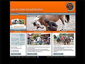 Metendal Equitation Aube.