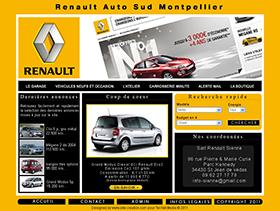 Renault Auto Sud  Montpellier