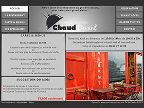 Restaurant Chaut Devant