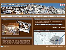 Hôtel des 2 Alpes