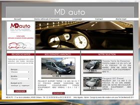 Exemple site automobile mod le pour la cr ation de site auto for Garage volkswagen lunel