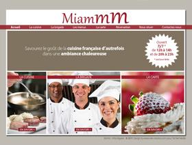Restaurant Miammm