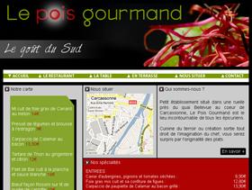 Restaurant Le Pois Gourmand