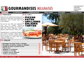 Gourmandises Milanaises