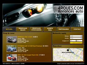 4roues.com