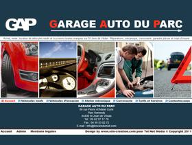 Garage auto du parc