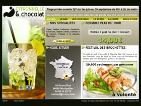 Citronelle et Chocolat
