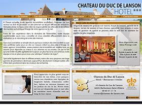 Chateau du Duc de Lanson