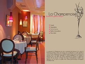 L a Champenoise